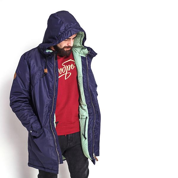 Куртка ЗАПОРОЖЕЦ Vysota (Navy, XS) куртка jupiter куртка