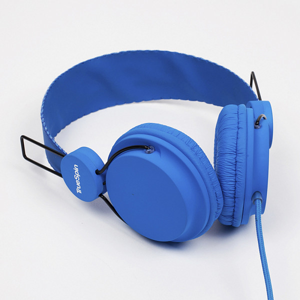 все цены на  Наушники TRUESPIN Basic Headphone SS15 (Cyan)  онлайн