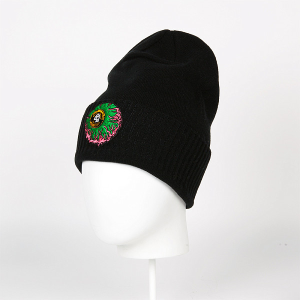 Шапка MISHKA Lamour Keep Watch Beanie (Black) 3 350 250 1137874