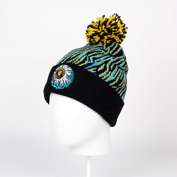 Шапка MISHKA Lamour Keep Watch Rumble Pom (Teal) rumble roses xx купить спб