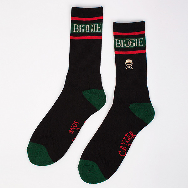 Носки CAYLER & SONS Biggie Socks (Black-Green-Red, L) проспект административное право конспект лекций уч пос