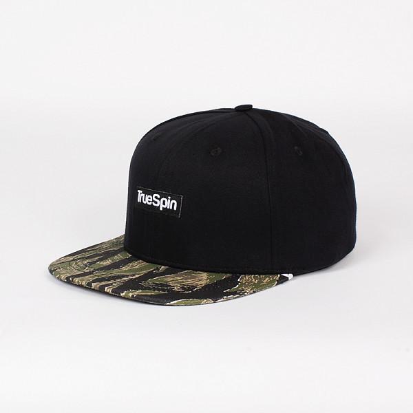 Бейсболка TRUESPIN Jungle Snapback (Jungle Camo, O/S) шляпа huf duck jungle camo olive