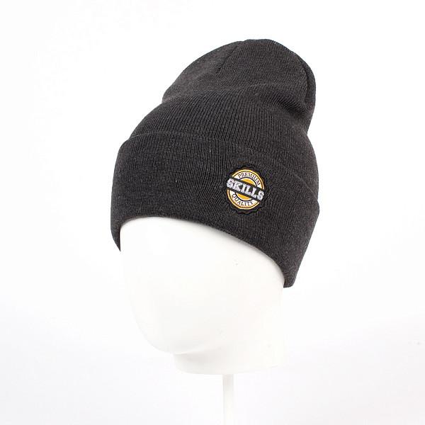 Шапка SKILLS Limited FW15 (Dark Grey) шапка skills script fw15 black