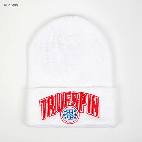 шапка носок neff daily reversible blue red Шапка TRUESPIN Baseball Classic (White-Blue-Red)