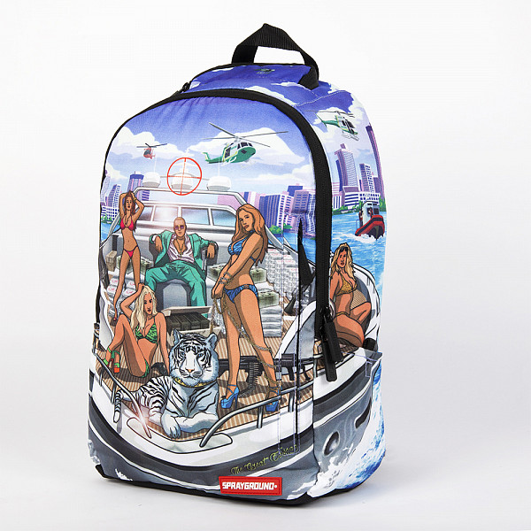 Рюкзак SPRAYGROUND The 305 Great Escape Backpack (B218-Multicolor)