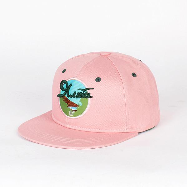 Бейсболка ЗАПОРОЖЕЦ Ялта Снэп (Pink, O/S)