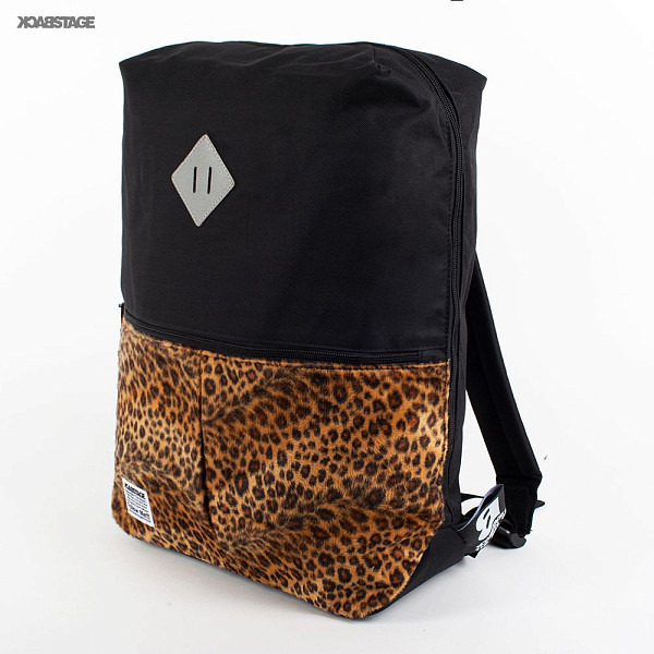 Рюкзак BACK STAGE 2331 (Black-Leopard) рюкзак back stage 2729 galaxy rose