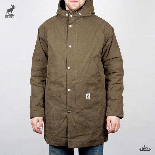 Куртка FAT MOOSE Corporal (Army, 2XL) куртка fat moose mountain black l