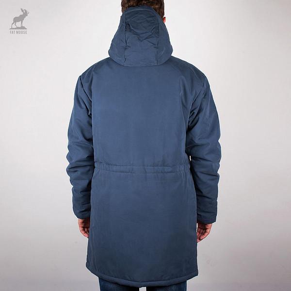 Куртка FAT MOOSE Mountain (Steel-Blue, XL) fat moose ветровка fat moose модель 280200559