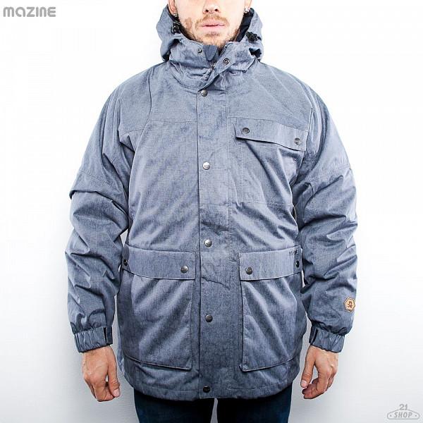 Куртка MAZINE Trail (Ombre-Night, S) куртки ombre куртки