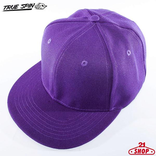 Бейсболка TRUESPIN Snap (Purple, O/S) ada 6d maxliner