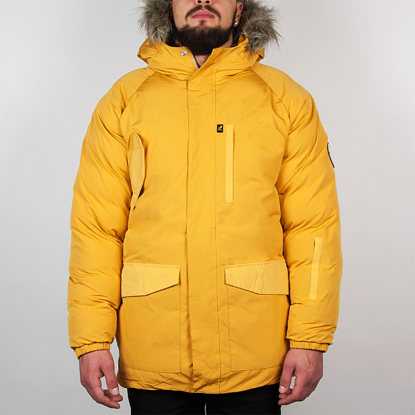 Куртка FAT MOOSE Arctic Explorer (Yellow-032, L) fat moose ветровка fat moose модель 280200559