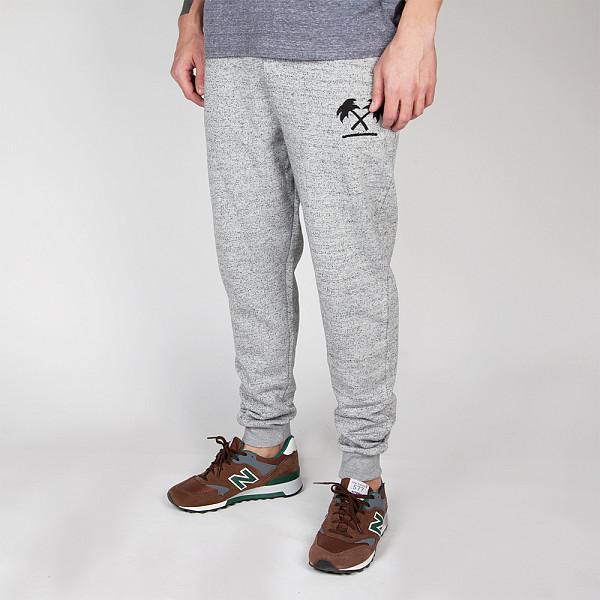 Брюки TRAINERSPOTTER 80's Sweats Sweat Pants (Grey, L)