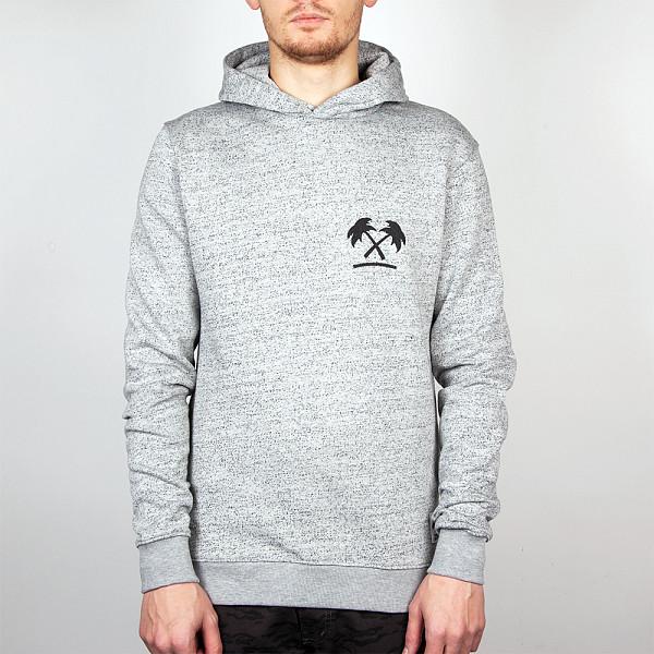 Толстовка TRAINERSPOTTER 80's Hood (Grey Marl, S) tsptr surfs up grey marl