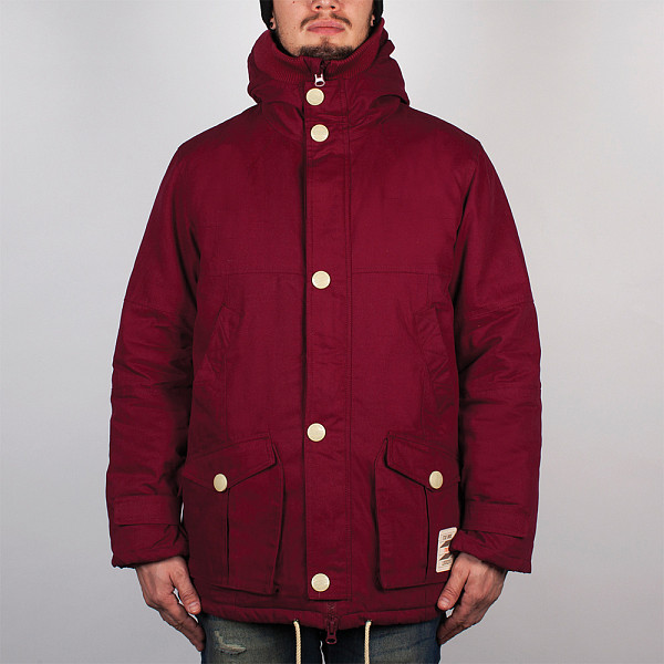Куртка TRUESPIN Soldier FW14 (Burgundy, XL) куртка парка truespin fishtail burgundy