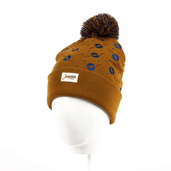 Шапка ЗАПОРОЖЕЦ Molnija (Brown) шапка запорожец zap classic logo sky brown yellow