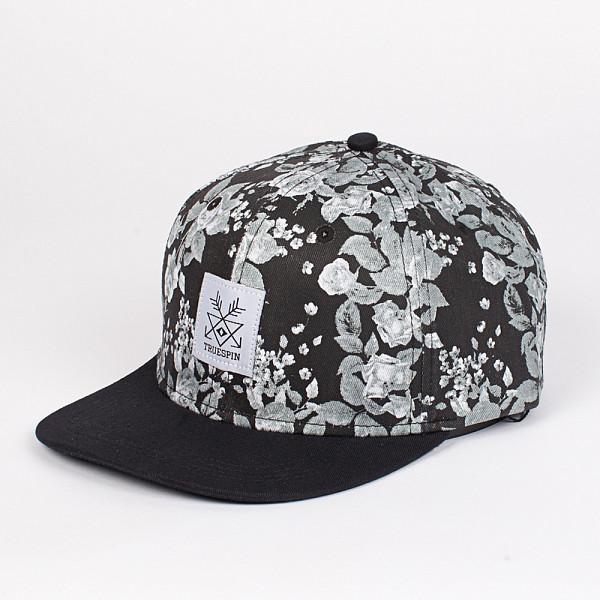 Бейсболка TRUESPIN Guns'n Roses Snapback (Black, O/S) куртка truespin s parka black 2xl