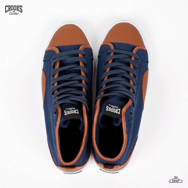 Обувь CROOKS & CASTLES I1260900 (Dark-Navy, 8.5)