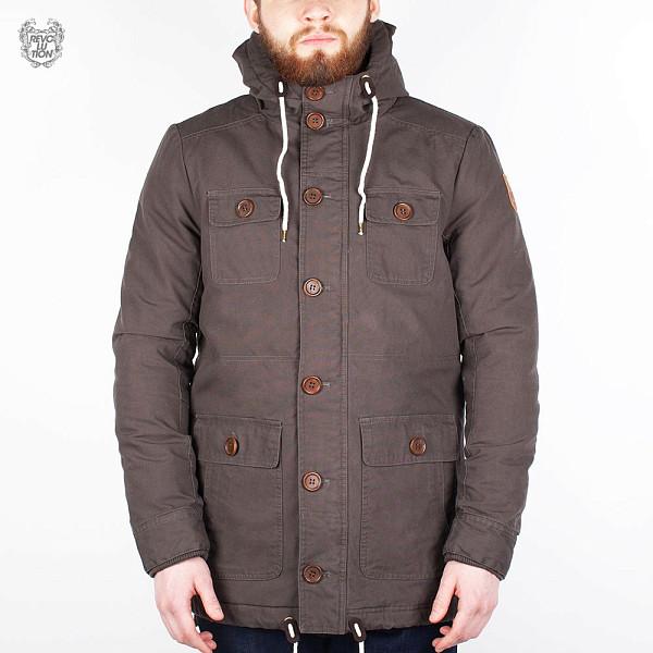 Куртка REVOLUTION Alvin 7186 (Grey, L) куртка revolution brice grey 2xl
