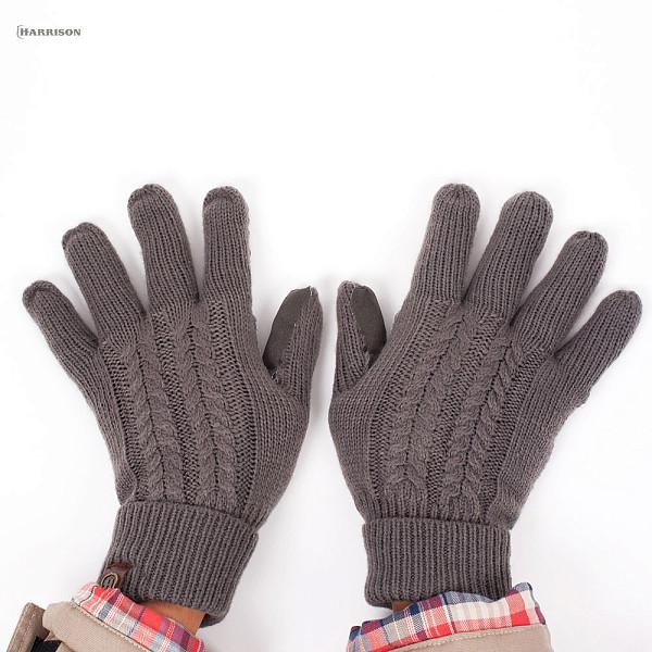 Перчатки HARRISON Richard Gloves (Grey, S/M)  перчатки harrison james gloves beige