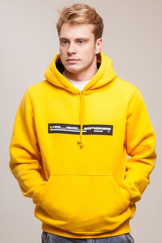Толстовка CODERED Hood Up (Желтый Теплый Metal Industry, L) толстовка codered hood up summer черный outline sport cyrillic m
