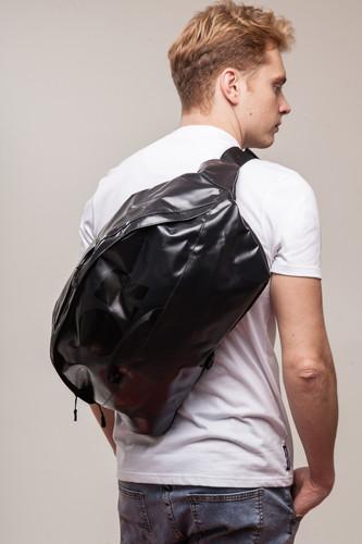 Сумка-Рюкзак CODERED SU-HB COR Теза (Черный) сумка codered code a5 для документов фиолетовый таслан