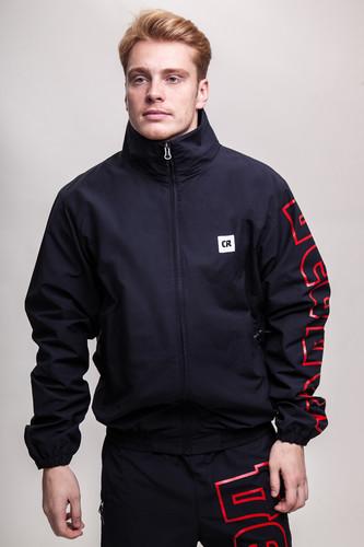 Куртка CODERED Train Up (Теплый Черный, L)