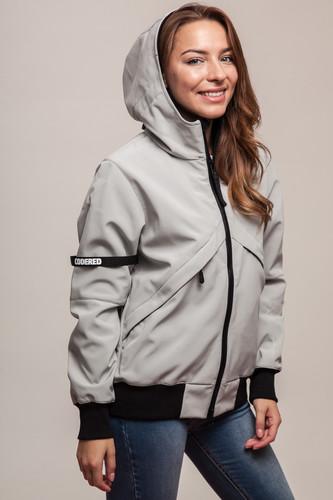 Куртка CODERED Get High Lady COR женская (Пепельный, XS)