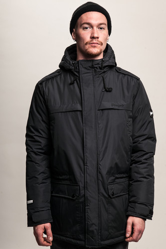 Куртка TRUESPIN New Fishtail (Black, 2XL)