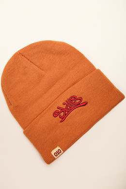 Шапка SKILLS 001 Beanie FW14 Orange фото