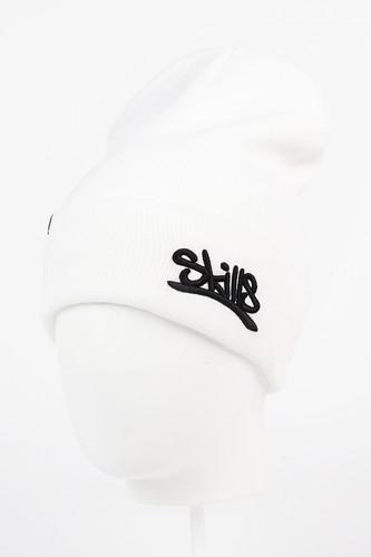 Шапка SKILLS 001 FW15 (White) цена