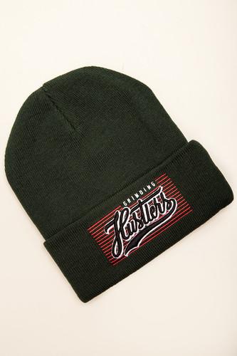 Шапка TRUESPIN Splatter Hustler Beanie (Green) шапка truespin frozen green