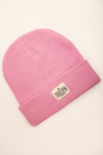 Шапка TRUESPIN Warm (Pink) шапка truespin abc fw15 black black w
