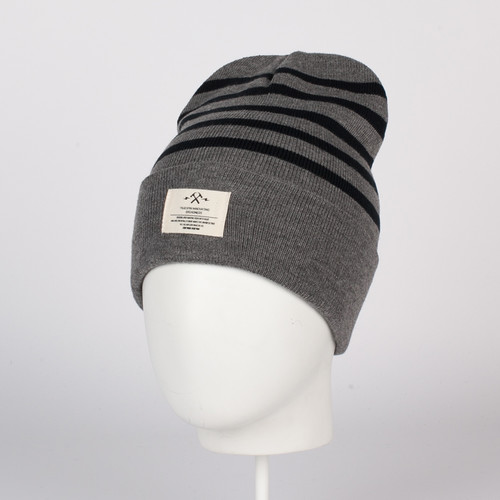 Шапка TRUESPIN Hammer Beanie (Grey/Black) шапка truespin native patch fw15 heahter grey