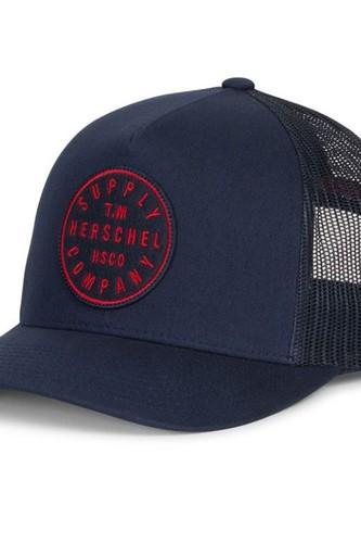Кепка HERSCHEL AVERY TM (NAVY) кепка herschel 172 black