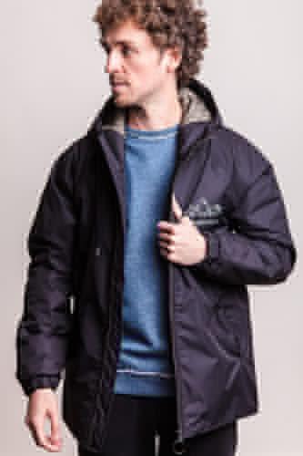Куртка MEDOOZA Cyclone (Горы) (Черный, L)