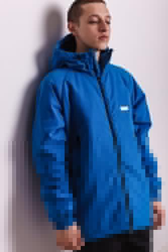 Куртка CODERED Nib 2 (Ярко-Синий Микрофибра, XL)