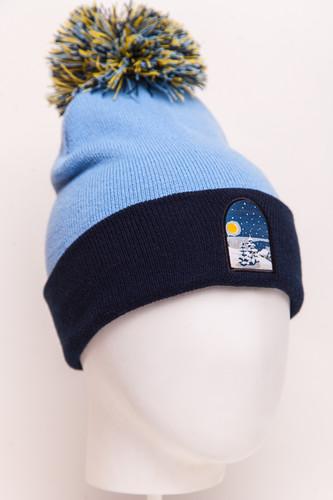 Шапка TRUESPIN True Winter (Blue) шапка truespin native winter burgundy