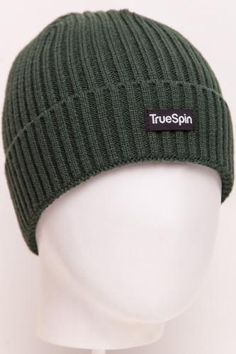 Шапка TRUESPIN Frozen (Green) шапка truespin basic dark green