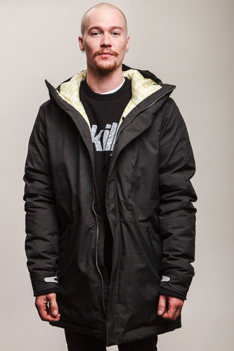 Куртка SKILLS Ultra Jacket (Black, 2XL)
