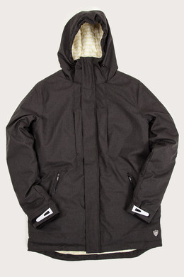 Куртка SKILLS Ultra Jacket Black фото 2