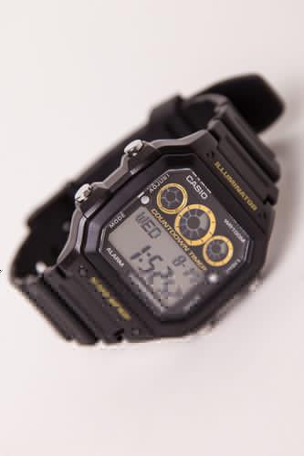 Часы CASIO AE-1300WH-1A 3426 (Черный)