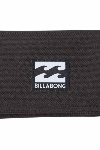Кошелек BILLABONG ATOM WALLET (BLACK) кошелек billabong dimension wallet navy heather