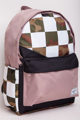 Рюкзак HERSCHEL Classic X-Large 10492 Woodland Camo/Ash Rose/Checker фото