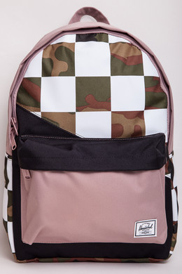 Рюкзак HERSCHEL Classic X-Large 10492 Woodland Camo/Ash Rose/Checker фото 2