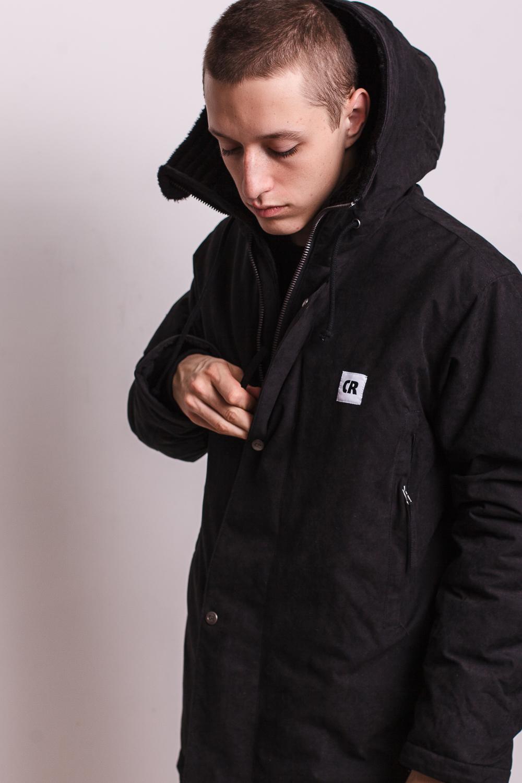 26746effd5a Куртка CODERED Forward 2 Черный