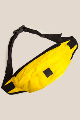 Сумка URBAN CLASSICS Shoulder Bag Yellow фото