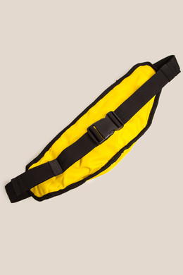 Сумка URBAN CLASSICS Shoulder Bag Yellow фото 2