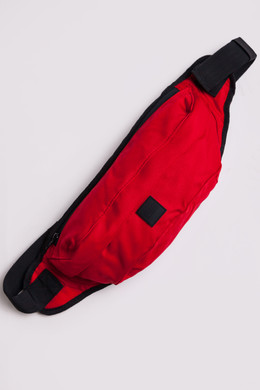 Сумка URBAN CLASSICS Shoulder Bag Red фото