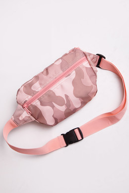 Сумка URBAN CLASSICS Camo Hip Bag Rose Camo фото 2